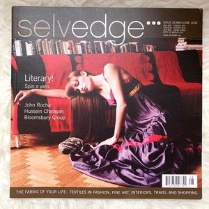 Selvedge Magazine Issue 28 May/June 2009